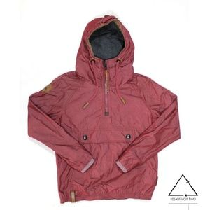 Naketano Benficker Nuno Bordo Half Zip Jacket